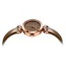 Đồng hồ nữ dây da Hàn Quốc JS-034C nâu