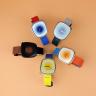 Đồng hồ thời trang unisex Erik von Sant 004.001.A phong cách smart watch phối dây hai màu