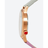 Đồng hồ thời trang nữ Erik von Sant 005.001.B mặt số ombre phối dây hai màu 34mm