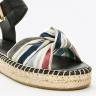 Dép sandal nữ Pazzion 1582-10 - BLACK