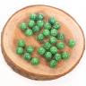 Combo 10 viên đá cẩm thạch sơn thủy 14mm - Ngọc Quý Gemstones