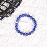 Vòng tay đá lapis lazuli size hạt 8mm mệnh thủy, mộc - Ngọc Quý Gemstones