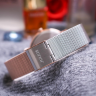 Đồng hồ nữ dây kim loại chính hãng Julius Hàn Quốc JA-1237B Đồng