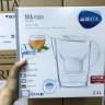 Bình lọc nước Brita Marella Cool White - 2.4L (kèm Maxtra Plus)