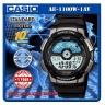 Đồng hồ nam Casio AE-1100W-1AVDF, được phân phối chính hãng bởi Casio LongTime tại Việt Nam New