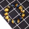 Vòng tay đá mắt hổ vàng xanh size hạt 18mm mệnh thổ, kim- Ngọc Quý Gemstones