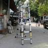 Thang nhôm xếp đôi Ameca AMI-500 8x2 bậc 2.5m chữ A