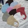 Combo 10 khẩu trang đủ màu ngẫu nhiên vải su kháng khuẩn cao cấp Ronal