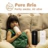 Máy lọc không khí AIR-Q Pure Aria Q58-1 màu đen