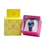 Đồng hồ nữ dây kim loại chính hãng Julius Hàn Quốc JA-1237A Xanh