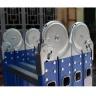 Thang nhôm gấp đa năng 4 bậc 4 khúc Ameca AMC-M204 new sơn tĩnh điện