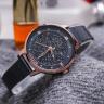 Đồng hồ nữ dây kim loại chính hãng Julius Hàn Quốc JA-1216D Xanh.