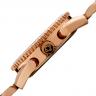 Đồng hồ thời trang nữ Akribos AK1100RG vàng hồng ba mặt số phụ dây kim loại 37mm
