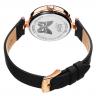 Đồng hồ thời trang nữ Burgi BUR233RGBK họa tiết hình bướm dây da 34mm