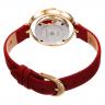 Đồng hồ thời trang nữ Akribos AK1060RD mặt số xà cừ hai vòng dây da 33mm