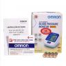 (Cao cấp) Máy đo huyết áp bắp tay Omron Hem-8712 Nhật Bản - Tặng kèm nhiệt kế điện tử đầu mềm Takano