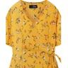 Đầm nữ The Cosmo ISABELLE DRESS màu vàng TC2005231YE