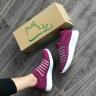 Giày slip on nữ MOL phong cách Hàn Quốc DHD01-2WP