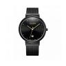 Đồng hồ nam JA-426ME JU1052 Julius Hàn Quốc dây thép (đen)