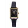 Đồng hồ nữ Julius Hàn Quốc dây da JA-787B JU1125 (đen)