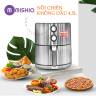 Nồi chiên không dầu Mishio MK-199 4.5L 1400W