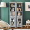 Tủ sách Camelia gỗ cao su - cozino