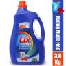 Nước giặt Lix Matic hương nước hoa 3.8Kg - Dùng cho máy giặt - NGM01