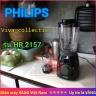 Máy xay sinh tố ProBlend5 Philips HR2157 dùng cối xay Duravita Tritan cao cấp