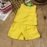 Bộ đũi quần ngố dễ thương cho bé BT11