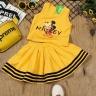 Set chân váy Mickey xinh yêu cho bé BT09 nhiều màu