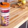 Bình giữ nhiệt Biozone KB-WA500PO nắp màu cam