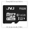 Thẻ nhớ 16Gb  JVJ Class 10 Dùng cho tất cả các dòng thiết bị hỗ trợ thẻ nhớ micro, camera giám sát