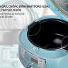 Nồi cơm điện tử 1.0L Sunhouse Mama SHD8852B xanh