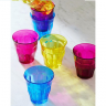 Bộ 2 ly thuỷ tinh cường lực Pháp Duralex Picardie  Colors Violet 250ml