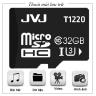 Thẻ nhớ 32Gb  JVJ Class 10 Dùng cho tất cả các dòng thiết bị hỗ trợ thẻ nhớ micro, camera giám sát