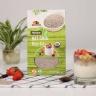 Hạt chia trắng hữu cơ Smile Nuts hộp 500g - White Chia Seed Organic 500g