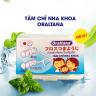 Hộp 50 cái tăm chỉ nha khoa Oraltana xuất Nhật - Giúp xỉa răng sạch sẽ và không lo hôi miệng