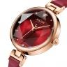 Đồng hồ nữ Julius Hàn Quốc dây da JA-1230C ( đỏ) tuyệt đẹp