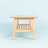 Bàn sofa gỗ sồi MOHO OSLO 901 màu gỗ tự nhiên hình chữ nhật