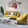Ghế sofa đơn bọc vải Furnist Bryce