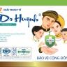 Combo 5 hộp khẩu trang y tế kháng khuẩn Dr Huynh – 1 hộp 50 chiếc