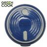 Máy xay sinh tố cầm tay pin sạc Green Cook GCJ02 35W 300ml xay được đá