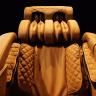 Ghế massage Dr.Care Golfer – GF838 – Màu đen – nội thất Đỏ