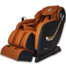 Ghế massage Dr.Care Golfer – GF838 – Màu đen – nội thất Nâu Vàng
