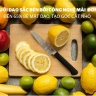 Dao gọt hoa quả SUNHOUSE KS-KN100PS