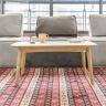 Bàn sofa bàn cafe gỗ sồi MOHO VERONA 901