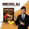 Viên uống tăng cường sinh lý nam Omexxel Ali (30 viên) - xuất xứ Mỹ + tặng bao cao su
