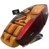 Ghế massage Phi Thuyền Vũ Trụ SS 919X – Màu đỏ – Nội thất nâu vàng