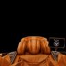 Ghế massage Phi Thuyền Vũ Trụ SS 919X – Màu xanh USA – Nội thất nâu vàng