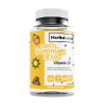 Herbaland's classic gummies for kid vitamin d3 tổng hợp canxi giúp duy trì sức khỏe xương và răng chai 60 viên